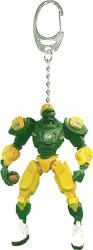 FOX Sports Green Bay Packers NFL Robot Extreme Keychain Schluesselanhaenger