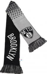 Forever Collectibles NBA Brooklyn Nets Fade Scarf Schal