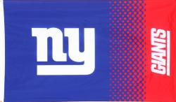 Forever Collectibles New York Giants Fade Flag Flagge Fahne NFL