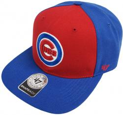 Forty Seven 47 Brand MLB Chicago Cubs Snapback Cap Limited Special Edition