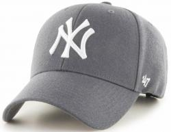 Forty Seven 47 Brand MVP New York Yankees Curved Visor Snapback Cap Charcoal MLB Limited Edition