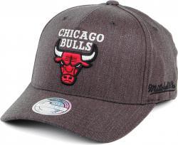 MITCHELL /& NESS Snapback 110 Curved Eazy Chicago Bulls Black