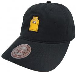 Mitchell & Ness NBA Los Angeles Lakers QD39Z Small Jersey Dad Hat Strapback Cap