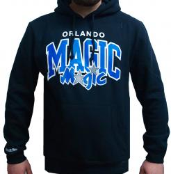 Mitchell & Ness NBA Orlando Magic Team Arch Hoody Hoodie Sweater Herren Mens