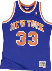 Mitchell & Ness Replica Swingman NBA Jersey HWC 33 Patrick Ewing New York Knicks Basketball Trikot
