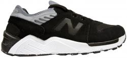 New Balance ML009SB Suede Sneaker Black Grey Schuhe Shoes Herren Mens