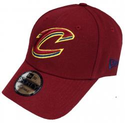 New Era Cleveland Cavaliers The League 9forty Caps Adjustable NBA Mens