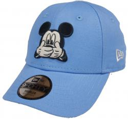 New Era Disney Xpress Mickey Mouse 9Forty Velcroback Cap Sky Blue Toddler Kleinkind