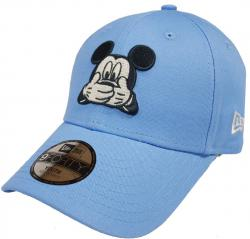 New Era Disney Xpress Mickey Mouse 9Forty Velcroback Cap Sky Blue Youth Jugendliche