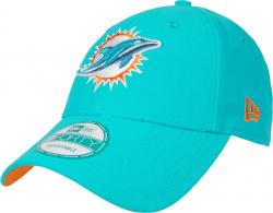 New Era Miami Dolphins The League NFL Velcroback 9forty Cap 940 Adjustable