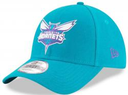 New Era NBA Charlotte Hornets The League Velcroback 940 9Forty Cap Adjustable
