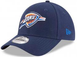 New Era NBA Oklahoma City Thunder The League Velcroback 940 9Forty Cap Adjustable