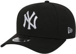 New Era New York Yankees Stretch Snapback Cap 9fifty 950 S M Black