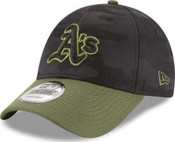 New Era Oakland Athletics Memorial Day 940 9Forty Cap Basecap OSFM Limited Special Edition