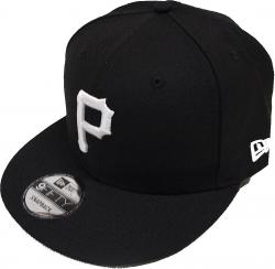 New Era Pittsburgh Pirates Black White Logo Snapback Cap 9fifty Limited Edition