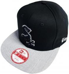 New Era Tonal Fill Chicago White Sox Snapback Cap Kappe 9fifty Basecap