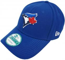 New Era Toronto Blue Jays The League Velcroback 9forty Caps Adjustable Royal Men