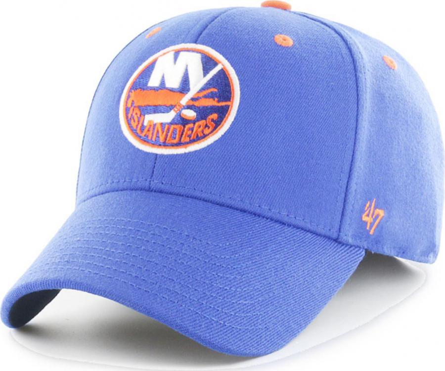 79f277339504f6 ... switzerland forty seven 47 brand new york islanders kickoff contender  curved visor stretch fit cap nhl