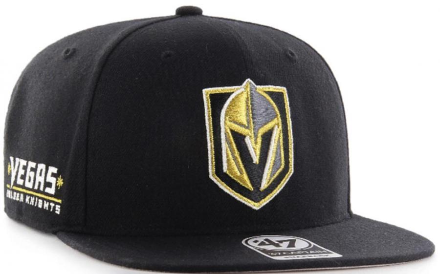 Weitere Wintersportarten Fanartikel CAPTAIN Vegas Golden Knights 47 Brand Snapback Cap