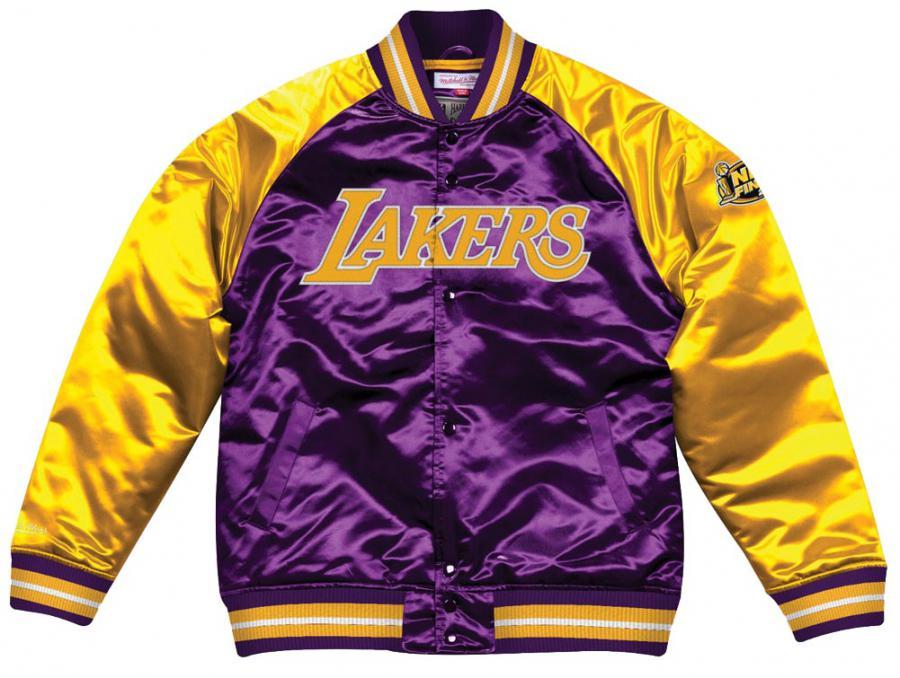 Mitchell & Ness Los Angeles Lakers NBA HWC Tough Season ...