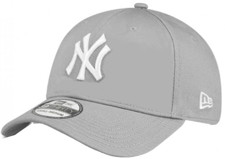 New Era New York Yankees Stretch Fit Cap Grey 3930 39thirty Curved Visor S  M - www.hiphopgermany.de bb0c37fe8a9