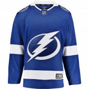 47 Forty Seven Brand Tampa Bay Lightning Outrush Headline Hoody Heather Grey Mens Kapuzenpullover Herren