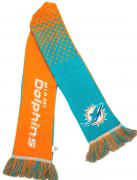 Forever Collectibles NFL Miami Dolphins Fade Scarf Schal