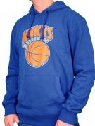 Mitchell & Ness NBA New York Knicks Logo Hoody Hoodie Sweater Men