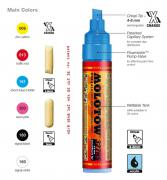 Molotow One4All One 4 All 327HS 327 HS Lackmarker Paint Lack Marker Marquer