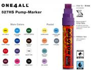 Molotow One4All One 4 All 627HS 627 HS 15mm Lackmarker Paint Lack Marker Marquer