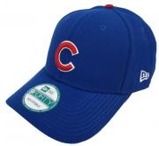 New Era Chicago Cubs The League Velcroback 9forty Caps Adjustable Royal Blue Men