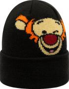 New Era Disney Character Knit Kids Tigger Black Toddler Beanie Beany Wool Hat Kleinkind