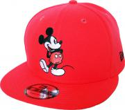 New Era Mickey Mouse LA Infrared Snapback Cap 9fifty 950 Disney Basecap Limited Edition