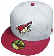 New Era Phoenix Coyotes Heather Cap 59fifty 5950 Fitted Special Limited Edition