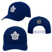 OuterStuff Toronto Maple Leafs Youth Precurved Snapback Cap Curved Visor Teenager Size
