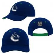 Outerstuff Vancouver Canucks NHL Inflant Slouch Infant Baby Curved Visor Cap